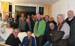 Besuch Sängerfreund Alois Rimml
