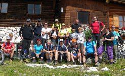 Sommerausflug zur Pleisenhütte