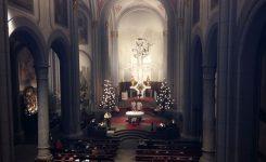 Weihnachtsmesse in der Peter & Paulkirche