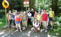 Sommerausflug Bayern