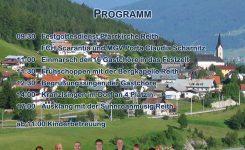Mitwirkung beim Kranzlsingen in Reith