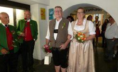 Hochzeit von Susi und Thomas