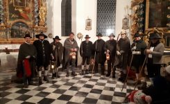 2. Anklöpfeln und Mitwirkung bei der Adventfeier in Birkenberg