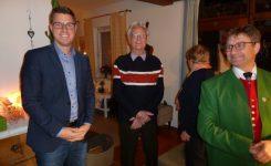 Gratulation zum 90iger für unseren Altsänger Otto Schaffenrath