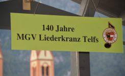 """Eröffnung der Ausstellung """"140 Jahre MGV Telfs"""" im Noaflhaus"""