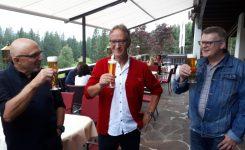 Gratulation zum runden Geburtstag für unseren Markus Hasler